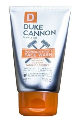 Duke Cannon Supply Co   Working Man's Face Wash
