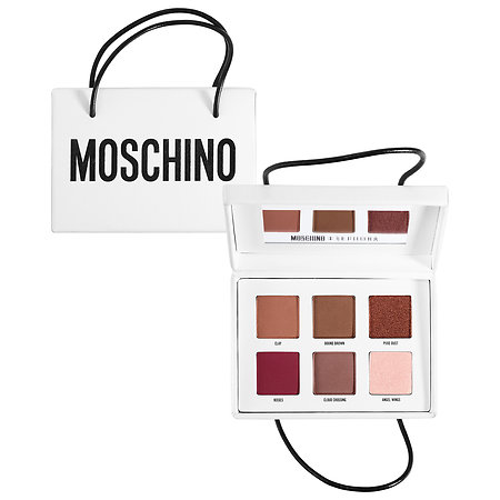 Sephora Collection   MOSCHINO + SEPHORA Shopping Bag Eyeshadow Palette
