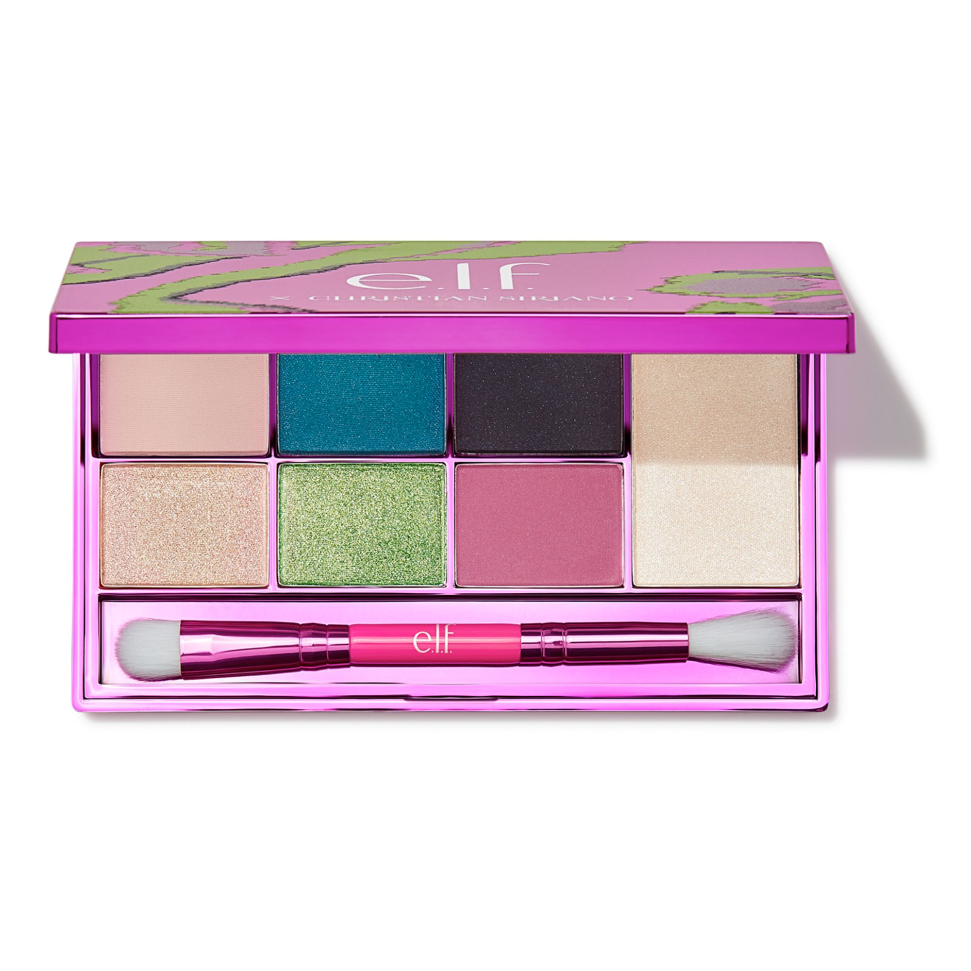 ELF Cosmetics   Christian Siriano Eyeshadow Palette