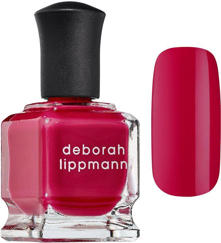 Deborah Lippmann   Iconic Treatment-enriched Nail Polish
