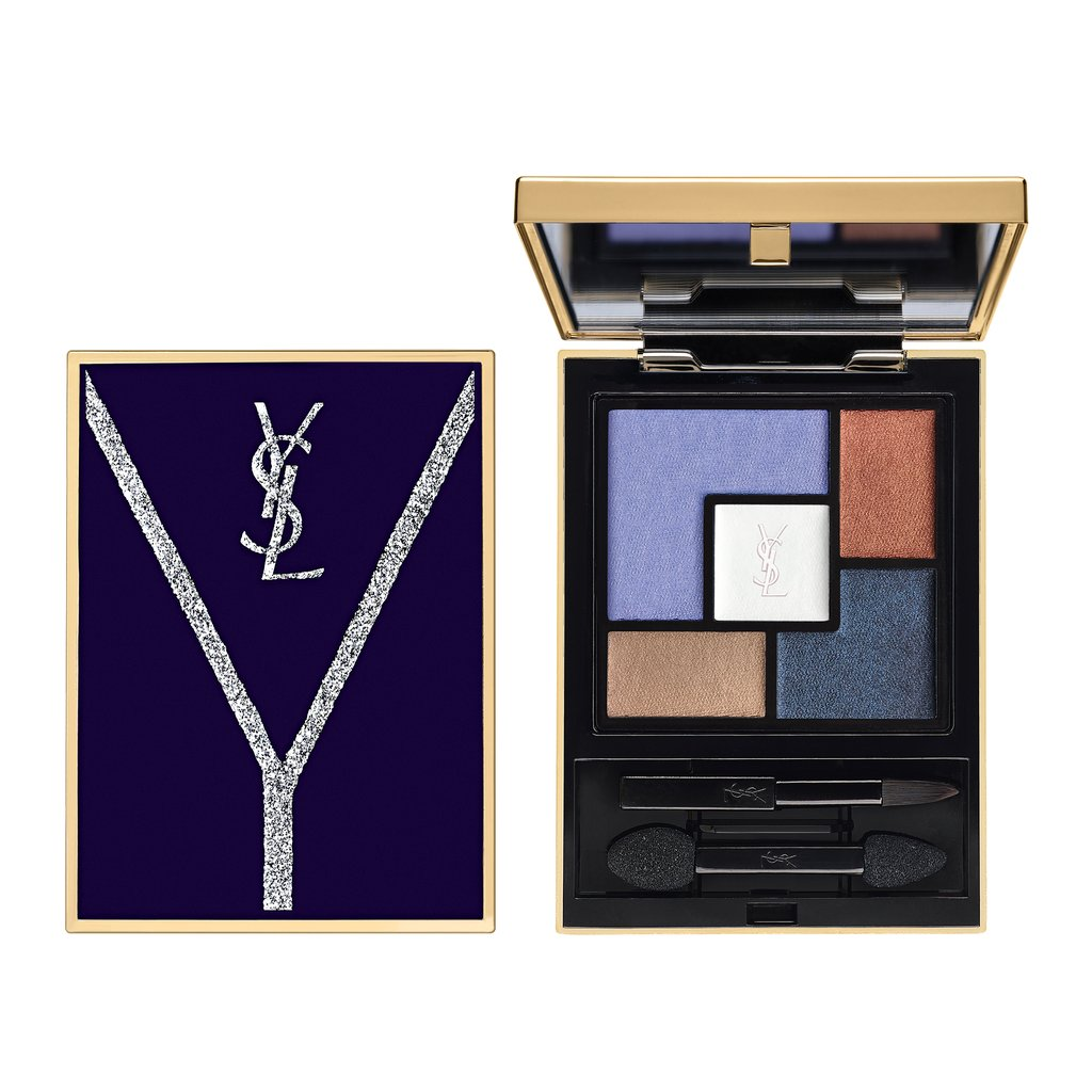 YSL   Yconic Purple Couture Palette