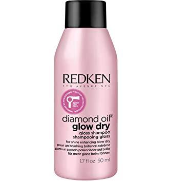 Redkin   Diamond Oil Glow Dry Gloss Shampoo