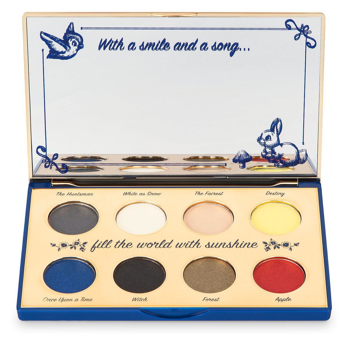 Besame Cosmetics   Keep Singing Eyeshadow Palette