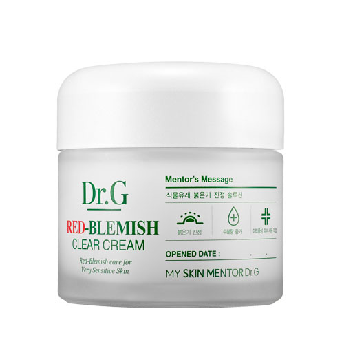 Dr. G   Red-Blemish Clear Cream