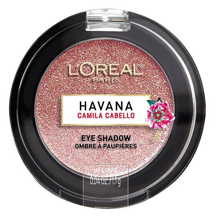 L'Oreal    Havana x Camila Cabello Eyeshadow