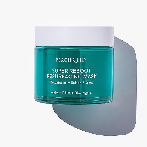 Peach & Lily   Super Reboot Resurfacing Mask