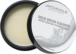 Japonesque   Solid Brush Cleanser Cleansing Balm