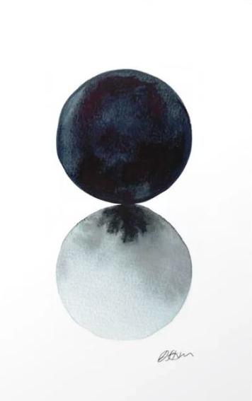 New moon by   Modern Mystic