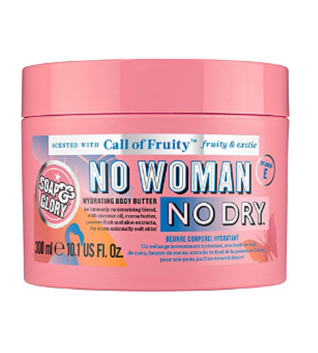 Soap & Glory   Call of Fruity No Woman No Dry Body Butter