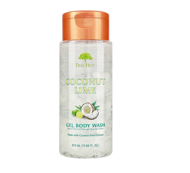 Tree Hut   Coconut Lime Gel Body Wash