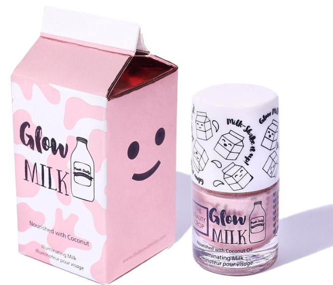 The Beauty Crop   Glow Milk Liquid