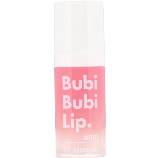 UNPA   Bubble Lip Scrub