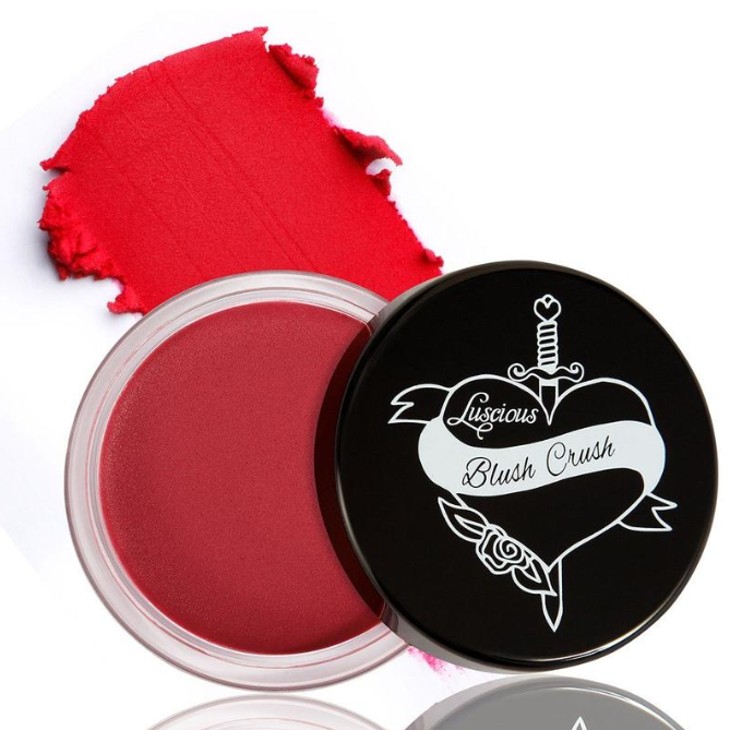 Luscious Cosmetics   Blush Crush Cream Blush