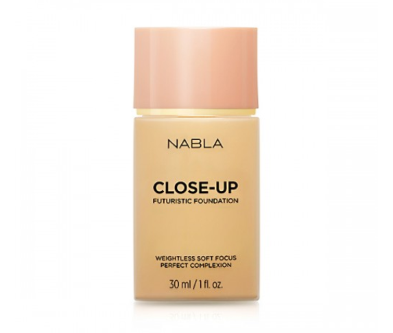 Nabla Cosmetics   Close Up Futuristic Foundation