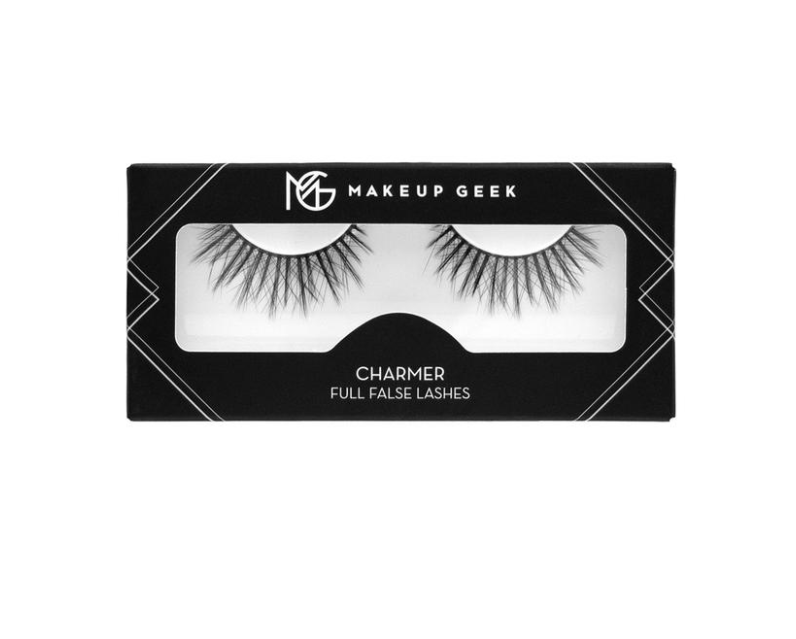 Makeup Geek   Full False Lashes Charmer