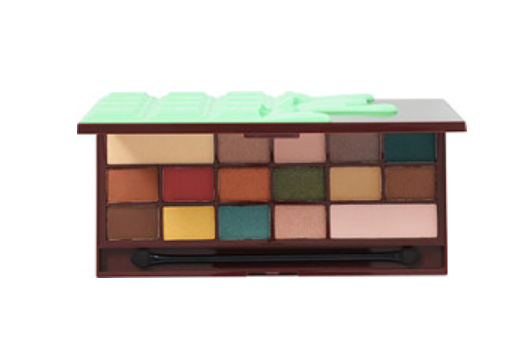 I Heart Revolution   Mint Chocolate Eyeshadow Palette