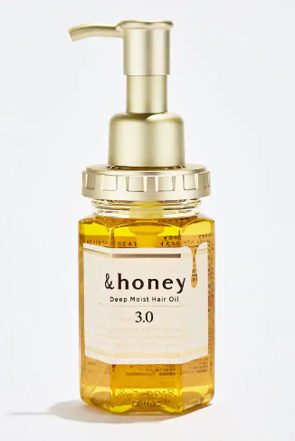 & Honey   Deep Moist Hair Oil 3.0