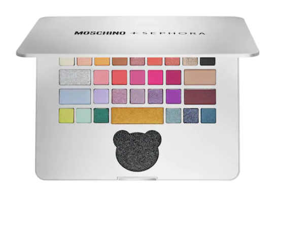 Sephora Collection   Moschino + Sephora Laptop Palette