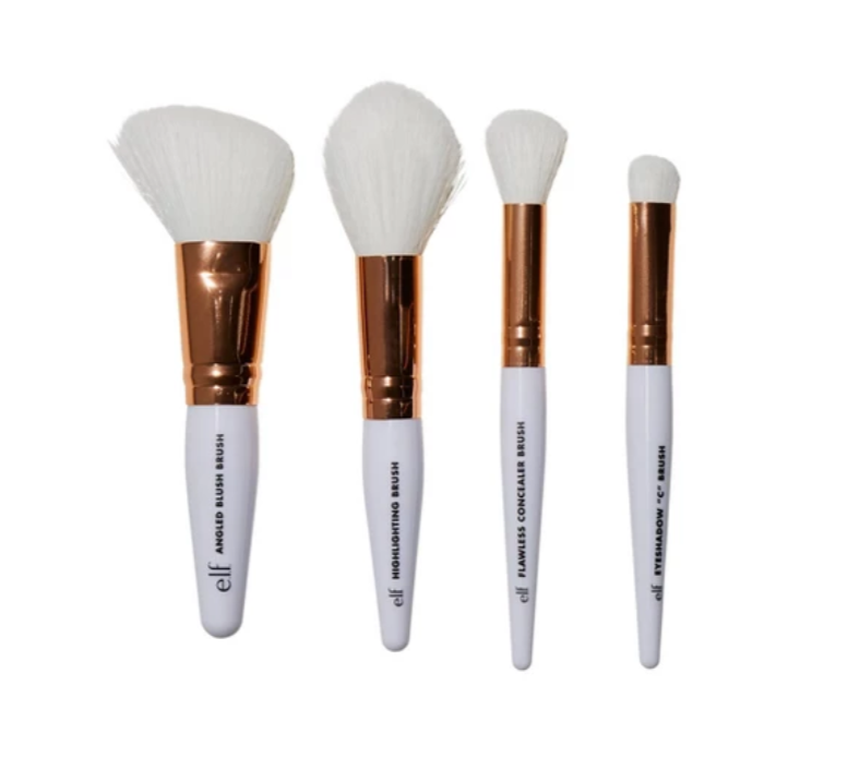E.l.f.    Makeup Travel Size Brush Kit