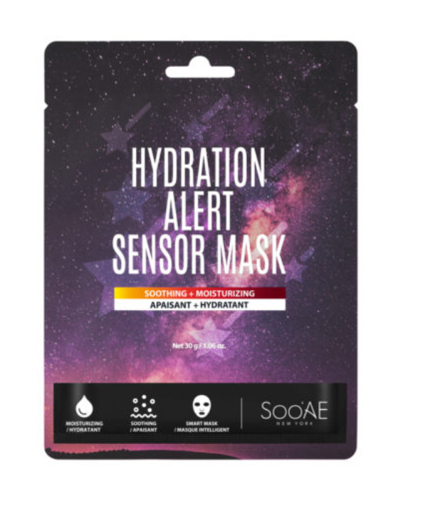Soo'AE   Hydration Alert Sensor Mask