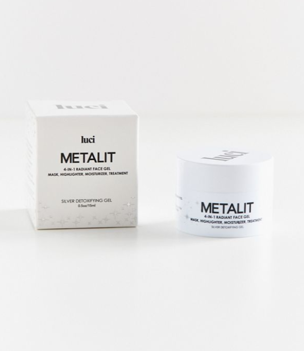 Luci Skin    Metalit Illuminating Face Gel