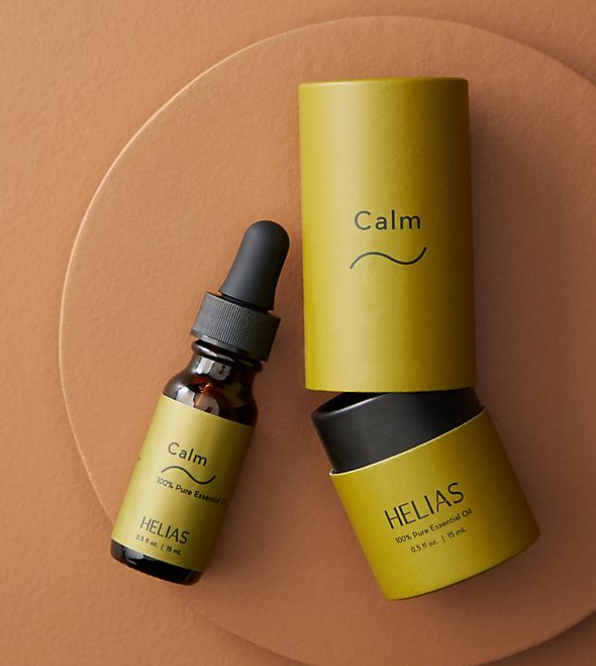 Helias   Calm Essential Oil Blend