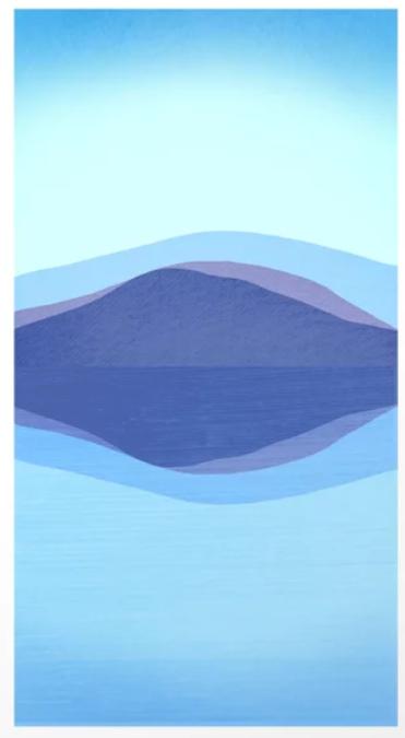 West Coast Water View by   Dagmar Hansen