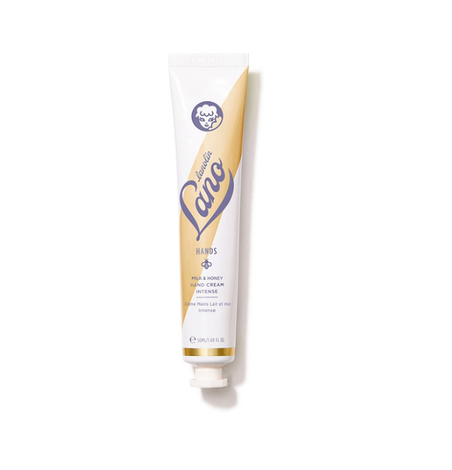 Lano   Milk & Honey Hand Cream Intense