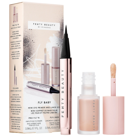 Fenty Beauty     Fly Baby Mini Eye Primer and Liner Set
