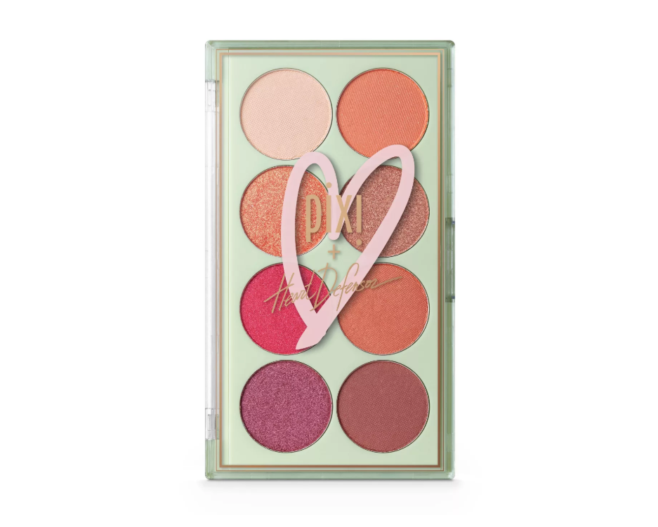 Pixi Cosmetics   Heart Defensor Eyeshadow Palette