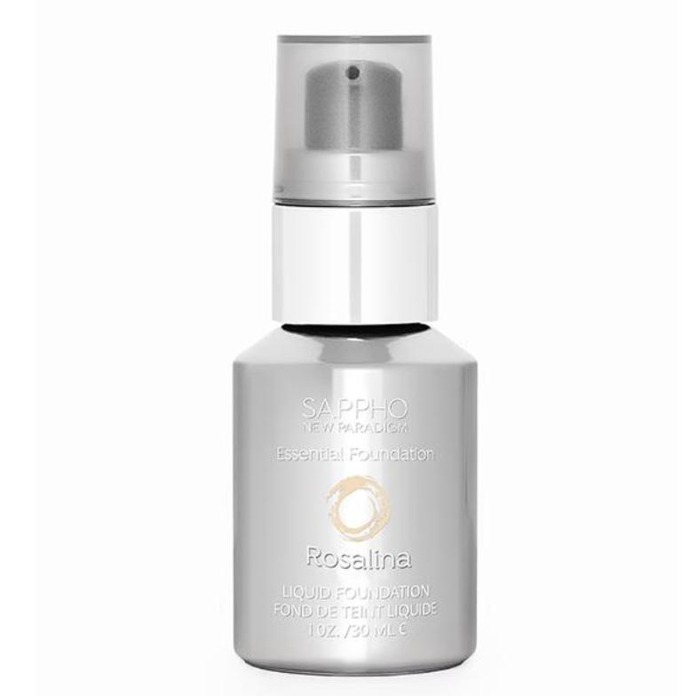 Sappho Organic Cosmetics   Essential Foundation
