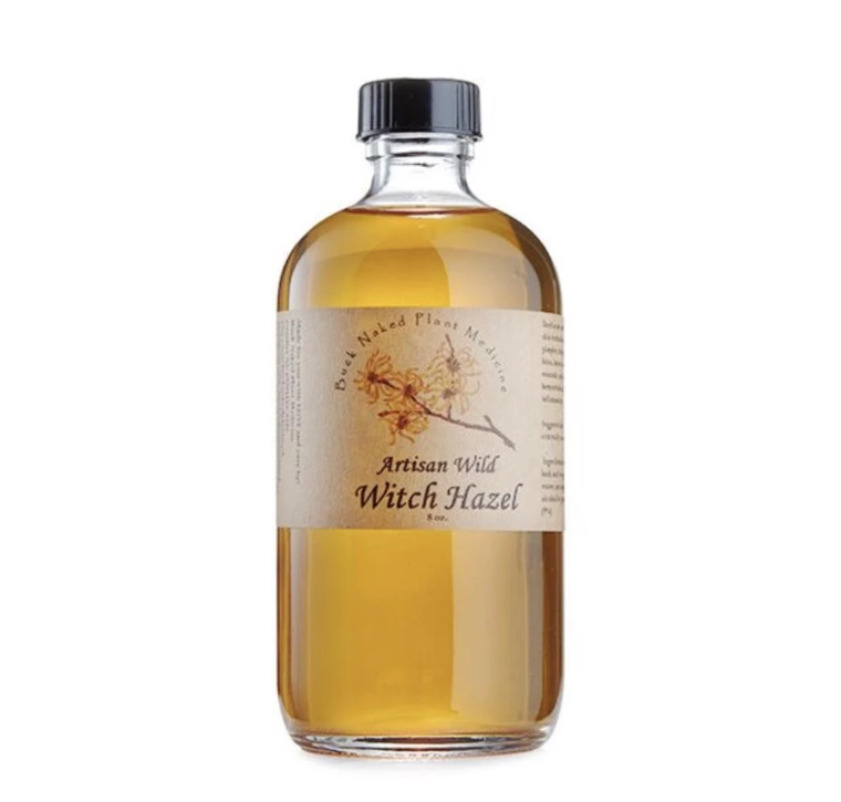 Buck Naked Plant Medicine   Wild Witch Hazel