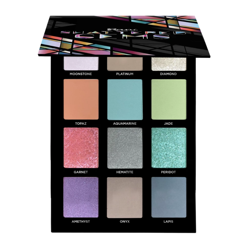 Rani Cosmetics   Shattered Gems Eyeshadow Palette