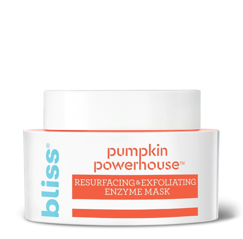 Bliss   Pumpkin Powerhouse™ Resurfacing & Exfoliating Mask