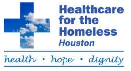 Healthcare for the Homeless Houston
