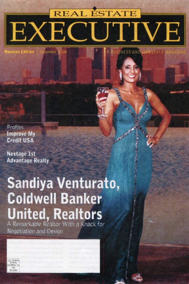 Real Estate Executive Magazine