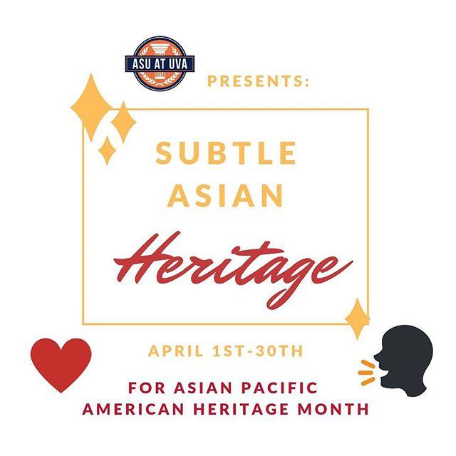❤️❤️❤️🗣🗣 #asuuva #apahm #SubtleAsianHeritage