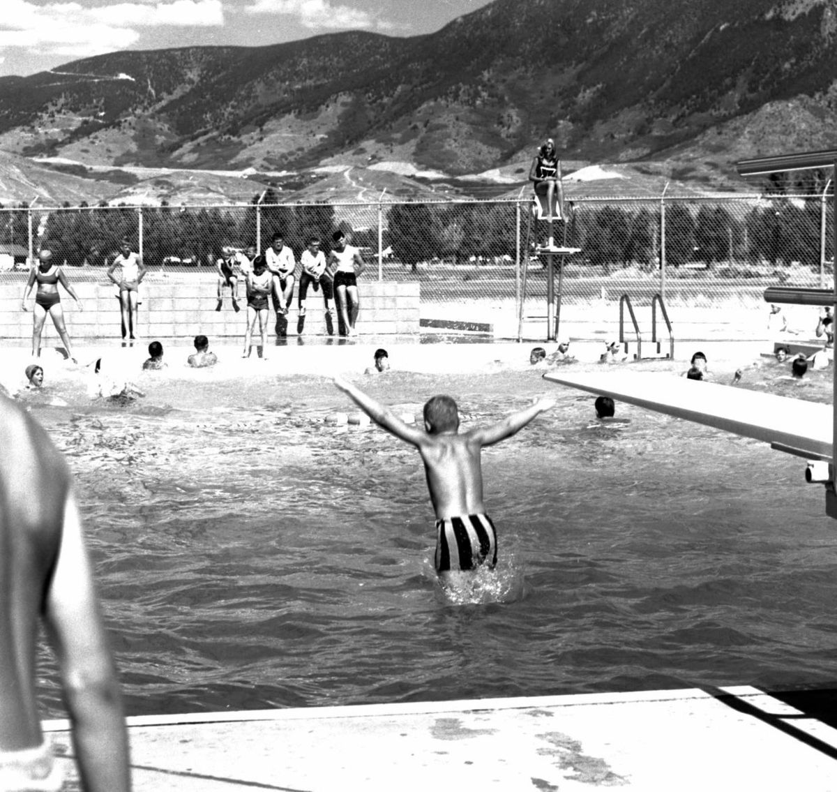 KBMF DJ Meetings are almost as fun as swimming at Stodden Park in Butte in the 1960s.