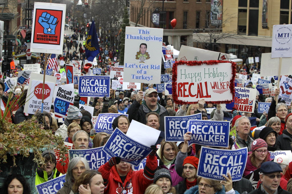 Wisconsin Protests - 2011