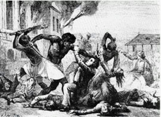 1712 Slave Revolt