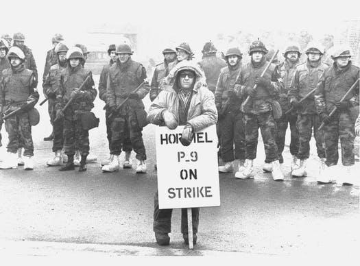 Hormel Strike, 1986
