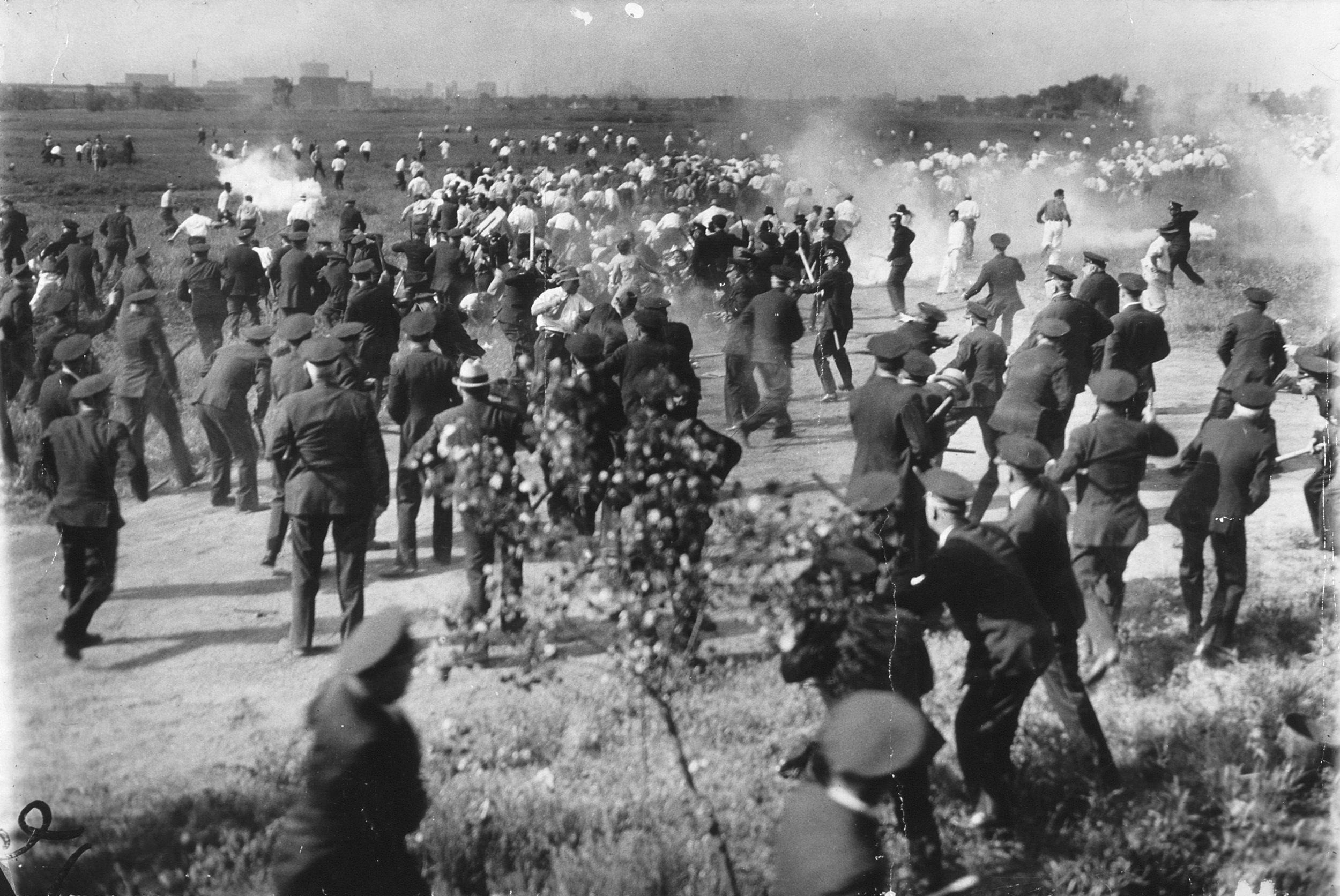 Memorial Day Massacre 1937