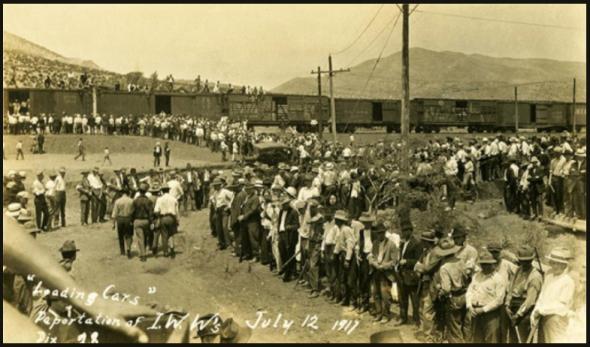 Bisbee Deportations