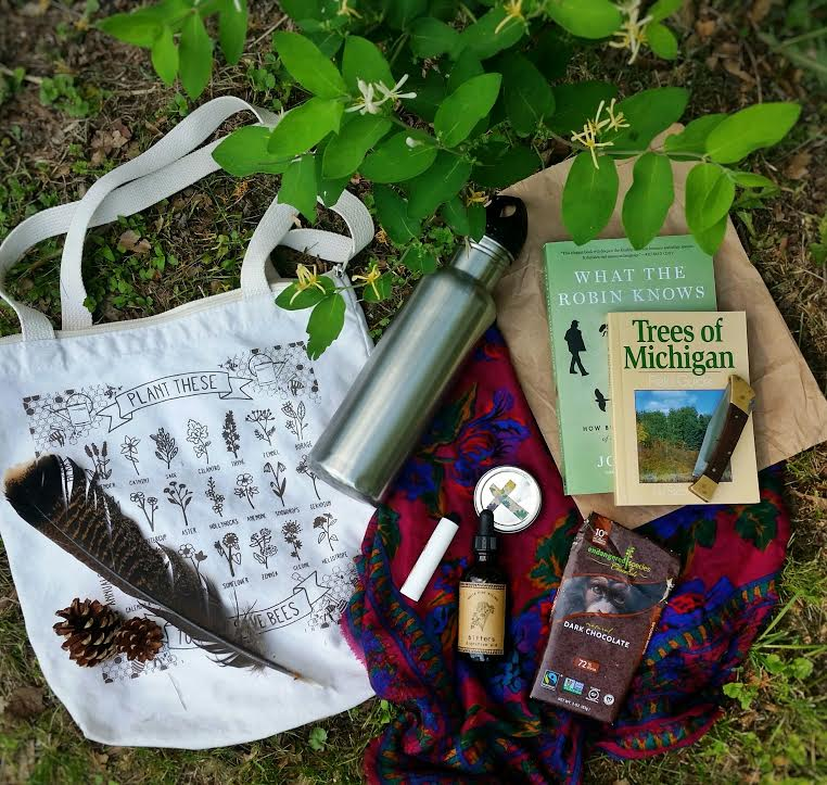 What's In My Bag With Herbalist Corinne Denomme