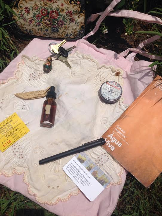 What's in My Bag with Energetic Herbalist Chanelle Bergeron
