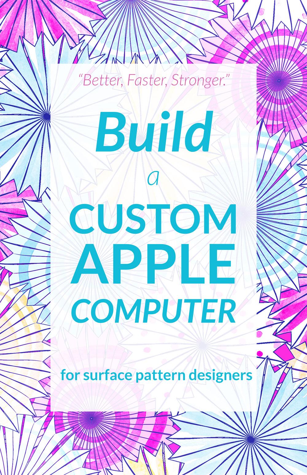 Build a custom Apple Machine using a Hackintosh