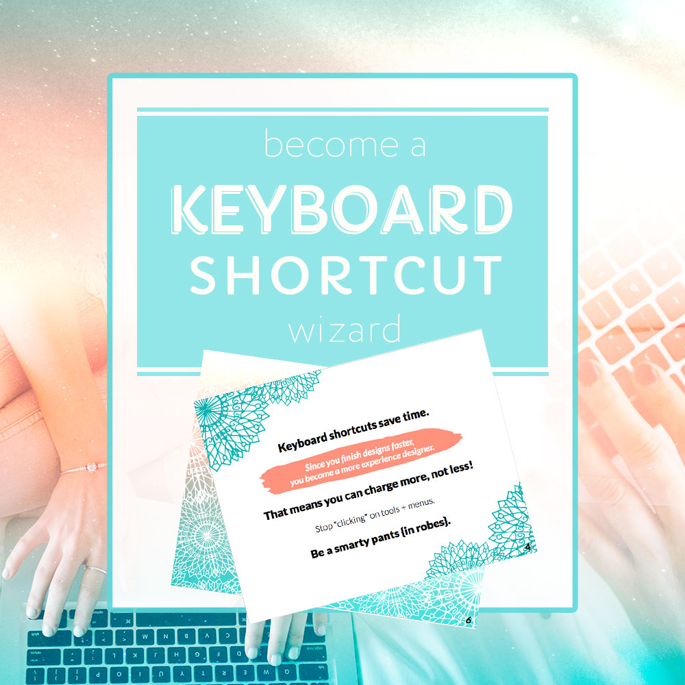 Learn Photoshop & Illustrator Shortcuts
