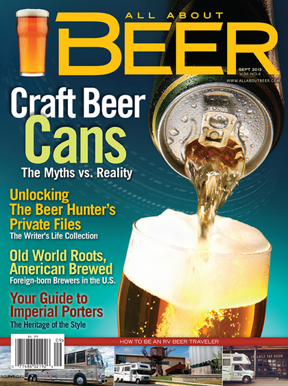 Hey Beer Man story for the September Issue.