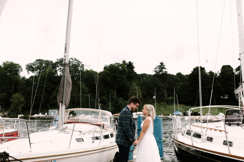 Michigan Frontyard Lake Wedding - Lauren Crawford Photography-218.jpg