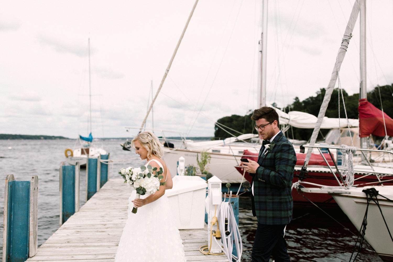 Michigan Frontyard Lake Wedding - Lauren Crawford Photography-231.jpg